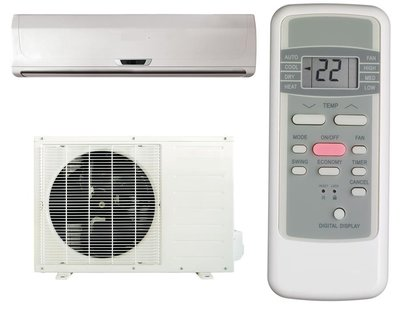 AIRCONDITIONING GH-24 inverter splitunit (180m3)