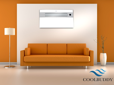 COOLBUDDY (WHITE) MONOBLOCK AIRCONDITIONER