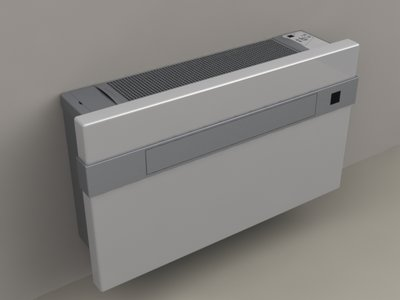 AIRCONDITIONING GH-CoolBuddy WZ-25 monoblock 2,6 kW White