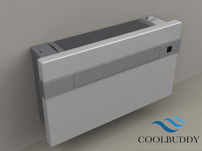 COOLBUDDY PLUS (WHITE) MONOBLOCK AIRCONDITIONER